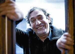 Agustí Villaronga, en una fotografía tomada el pasado mes de enero.