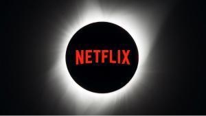 La luna consiguió 'eclipsar' también a Netflix.