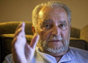 L'excoordinador d'Izquierda Unida Julio Anguita, en una imatge d'arxiu a Còrdova.