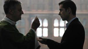 Un fotograma de la película 'Gracias a Dios, dirigida por François Ozon.