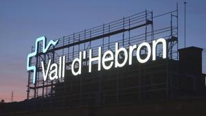 El Hospital de Vall d'Hebron.