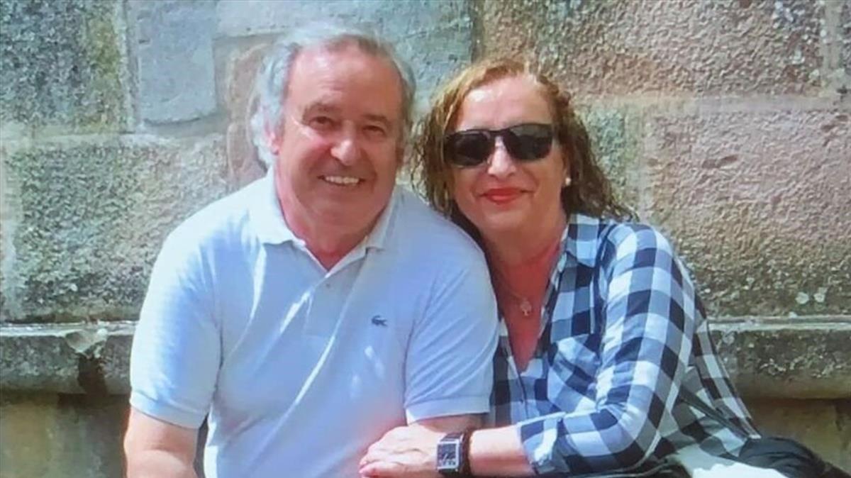 Carmen Merino está acusada de decapitar a su pareja, Jesús Mari Baranda.
