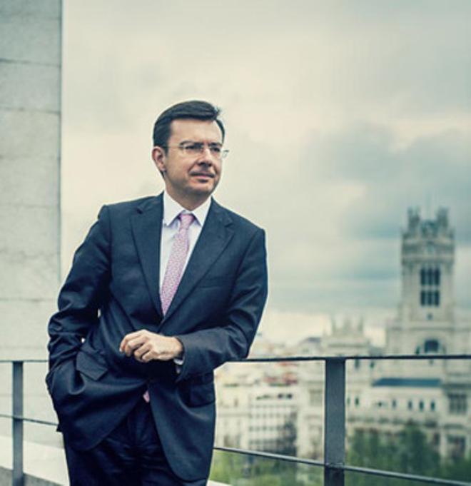 Román Escolano, presidente del ICO, sustituirá a Magdalena Álvarez en la vicepresidencia del BEI.