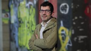 Joaquim Puntí, psicólogo del Hospital del Parc Tauli, especialista en adolescentes agresivos.