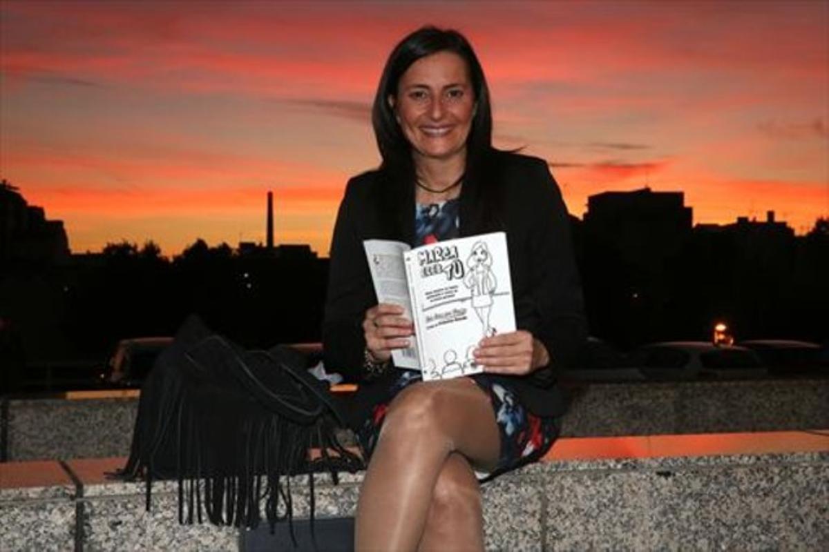 Eva Collado Durán: «La huella que dejas es tu marca personal»
