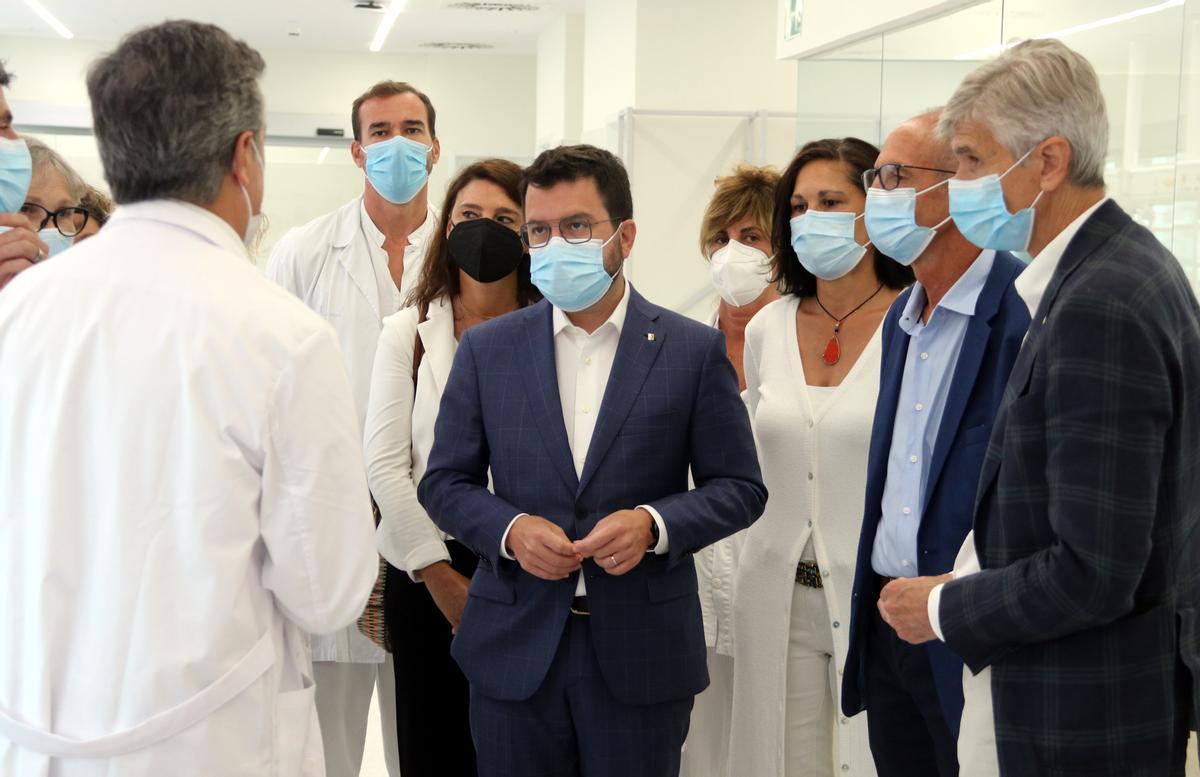 La Generalitat deberá buscar vías alternativas al toque de queda para contener el virus
