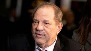 Harvey Weinstein, durante el juicio en que fue condenado, en febrero de 2020.
