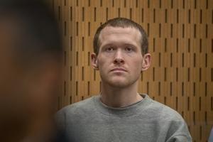 Brenton Tarrant, de 29 años, afronta un proceso condenatorio en el Tribunal Superior de la ciudad de Christchurch.