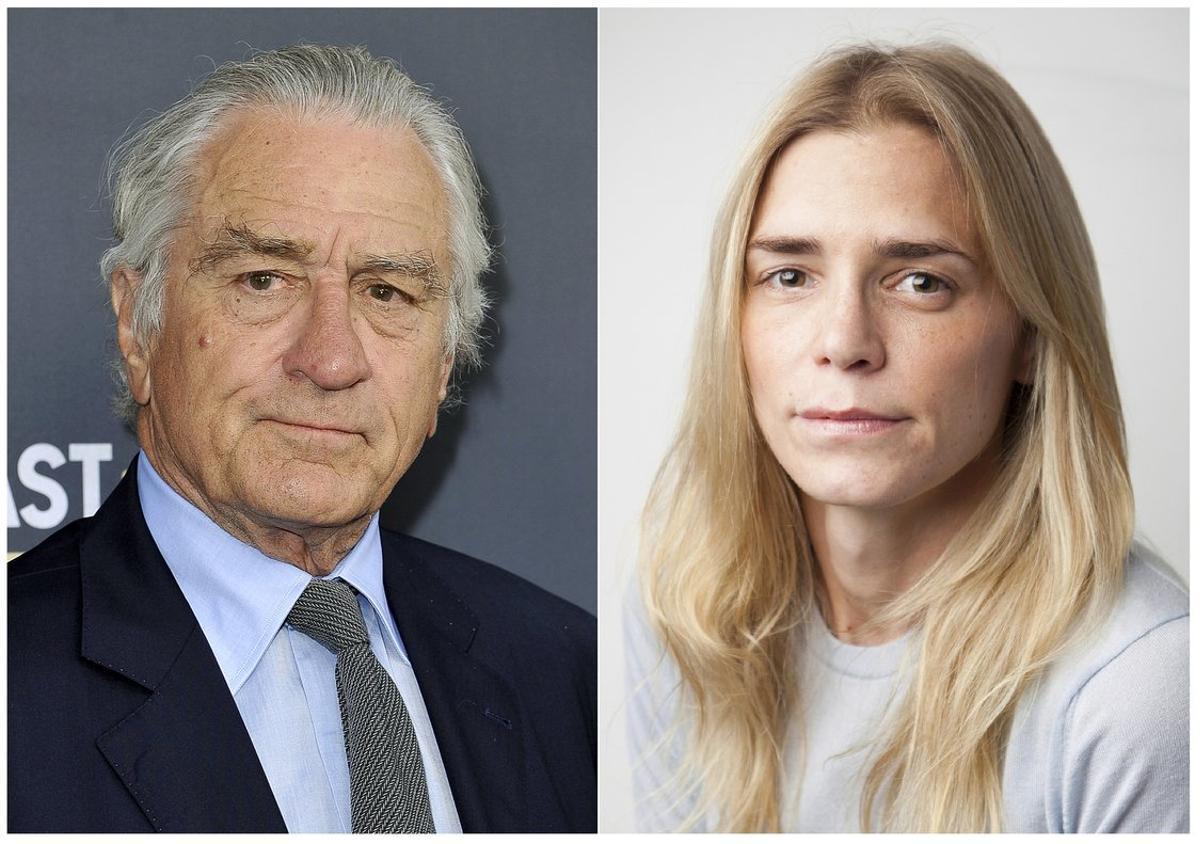 Robert de Niro y Chase Robinson, actor y empleada enfrentados en los juzgados.