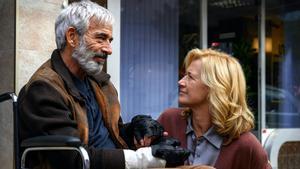 Escena del nuevo capítulo de la temporada 21 de 'Cuéntame cómo paso'.