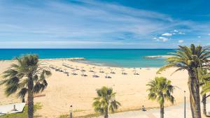 Platges i passejos per la costa a Tarragona