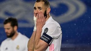 Karim Benzema, positiu per coronavirus