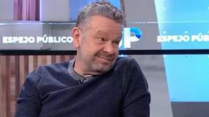 """El enfado de Alberto Chicote en 'Espejo público': """"Es una pregunta muy poco elegante"""""""