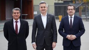 Les eleccions a la presidència del Barça, a TV-3