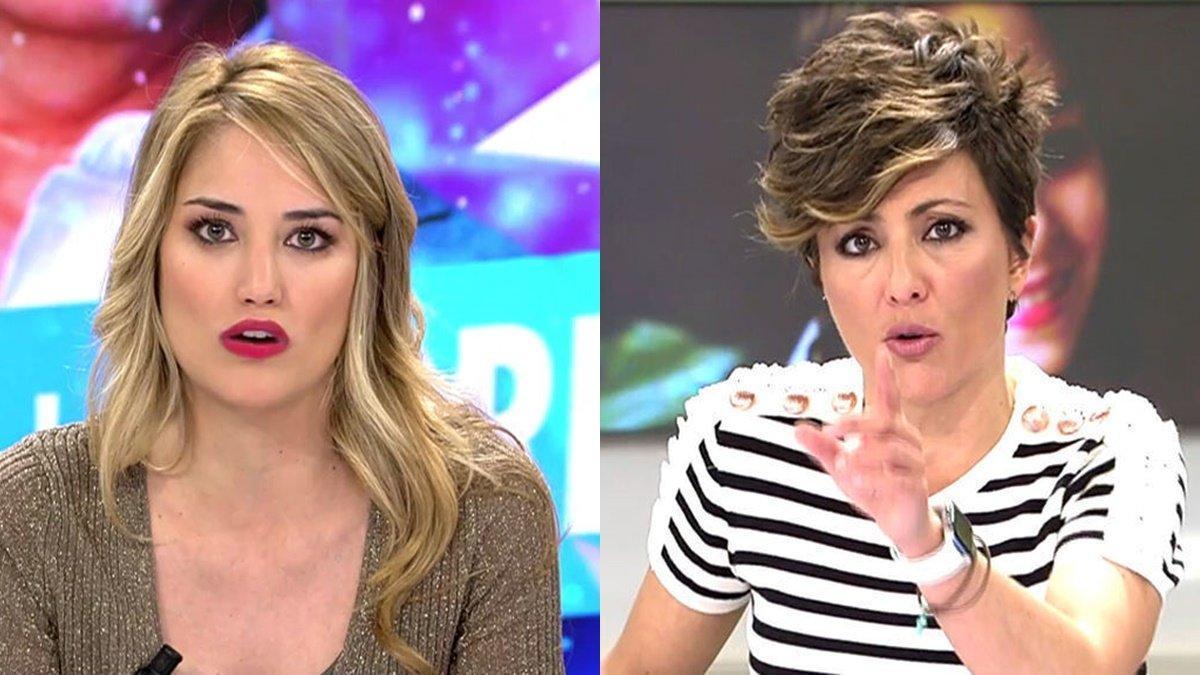 El sorprendente dardo de Alba Carrillo a Sonsoles Ónega por no sacar la cara por ella en 'GH VIP'