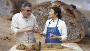 Aprende a hacer el mejor pan de nueces con Anna Bellsolà.