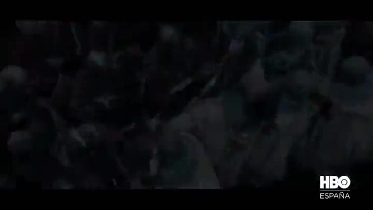 Vídeo promocional de la serie de la HBO 'Knightfall'.