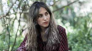 La escritora peruana Gabriela Ponce.