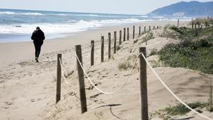 Playa de Gavà.