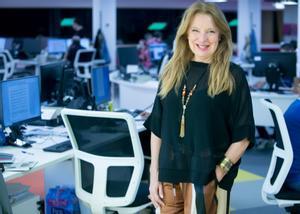 Sara Navarro, diseñadora y empresaria del calzado.