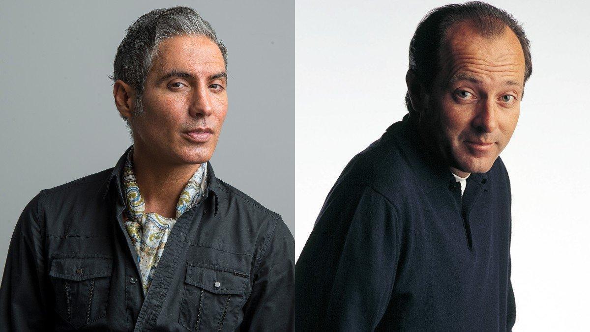 Pitingo y José Manuel Soto.