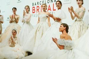 Barcelona Bridal Fashion Week reunirá al sector de la moda nupcial en una gala solidaria el 14 de octubre en Montjuïc.