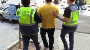 Intervenidas en Madrid más de 2.000 prendas deportiva falsificadas, listas para ser vendidas en la final de la Champions.