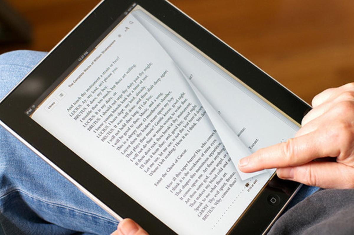 Aumenta el número de lectores pero baja la compra de libros