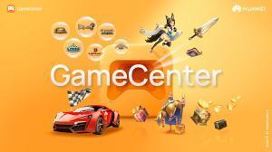 Huawei GameCenter.