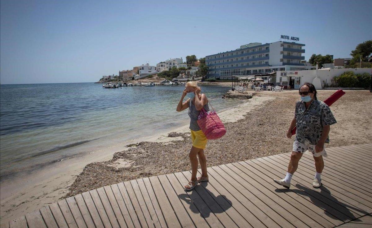 Coronavirus a Eivissa: última hora dels casos a les Balears