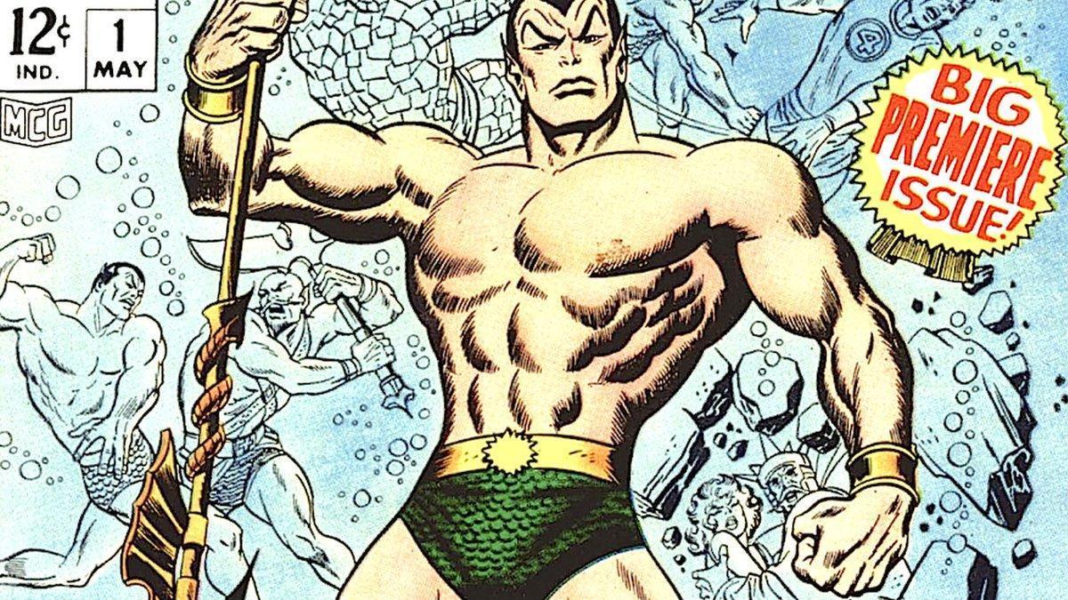 Namor quiere la cabeza de Aquaman