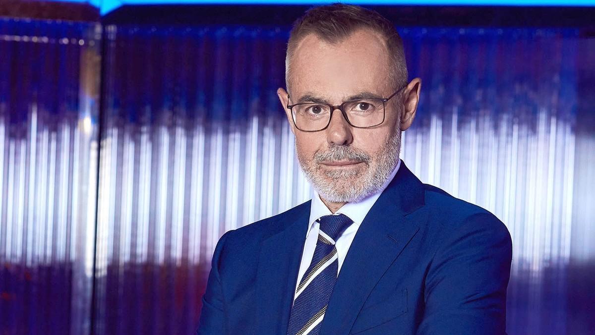Jordi González, presentador de 'Hechos Reales' en Telecinco.