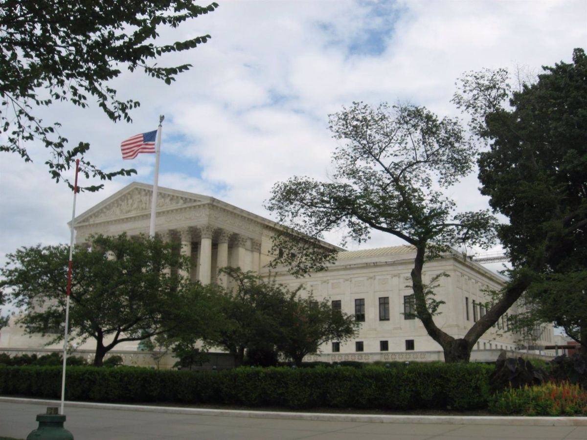 Senado de Estados Unidos.