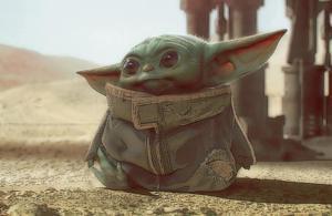 Bebé Yoda llega para alegrarte la cuarentena (y la vida)