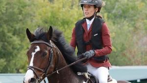 L'amazona Elena Legarra mor colpejada per la coça d'un cavall