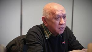 El líder comunista fue el prisionero político que más tiempo pasó detenido durante la dictadura de Ferdinand Marcos.