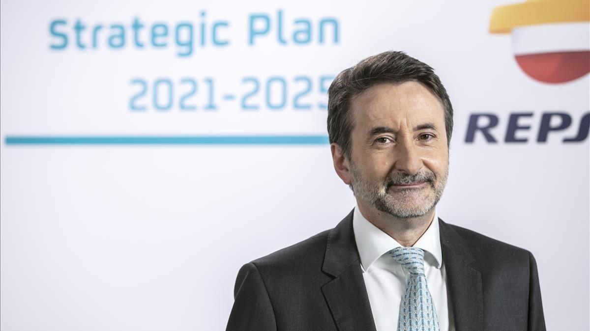 Imaz (Repsol): «El sector elèctric no pot pretendre que altres sectors paguin els seus errors»