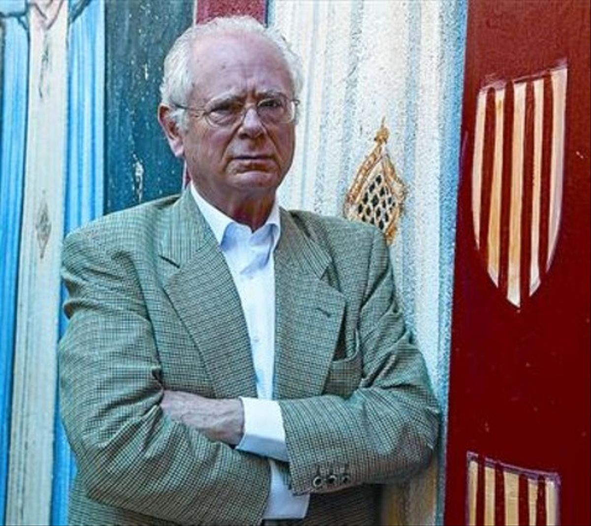 Francisco Ferrer Lerín: «He sido devorado por mi leyenda»