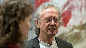 Peter Handke.