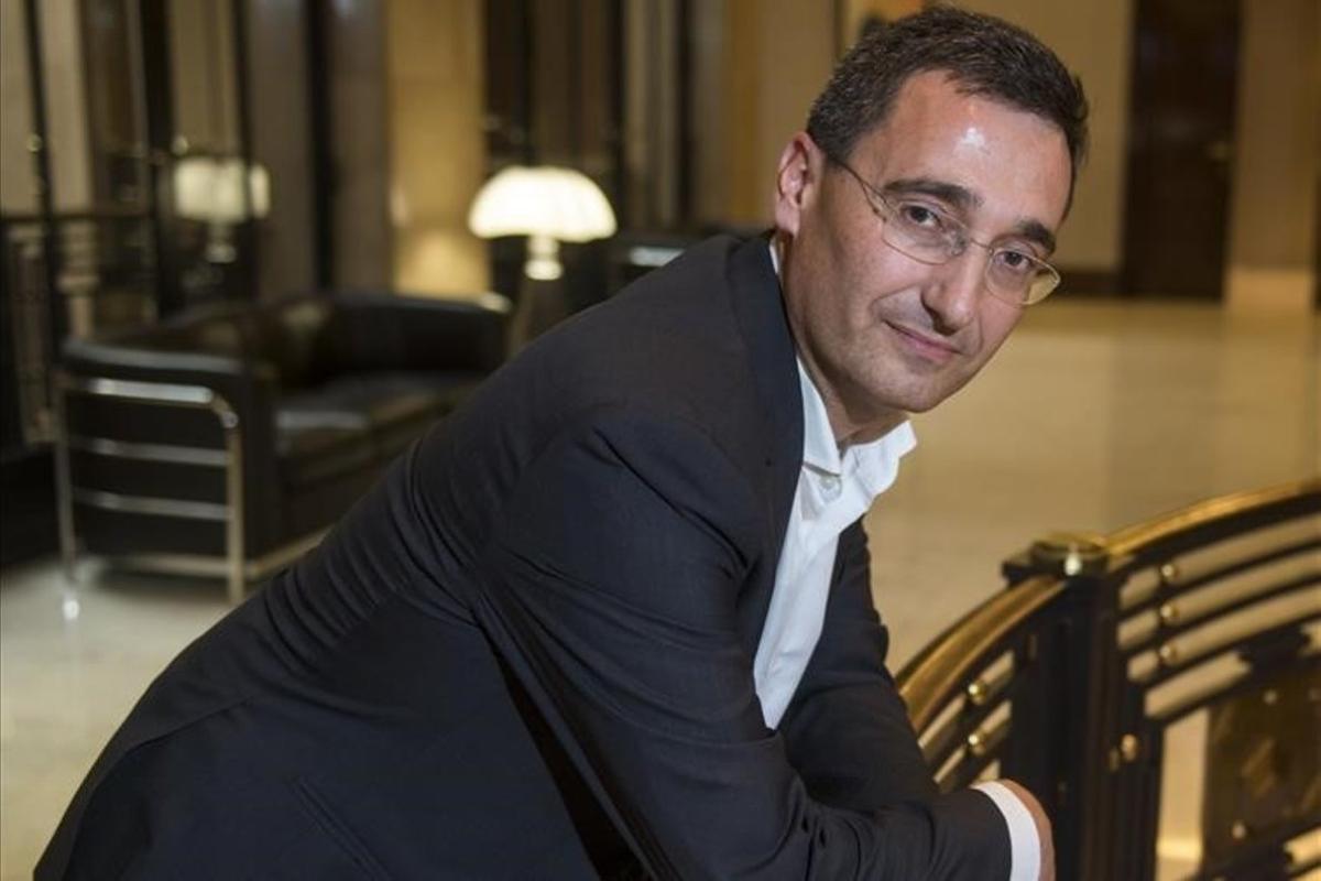 Óscar Vélez, director de Transformación de Clientes Empresariales de BBVA.