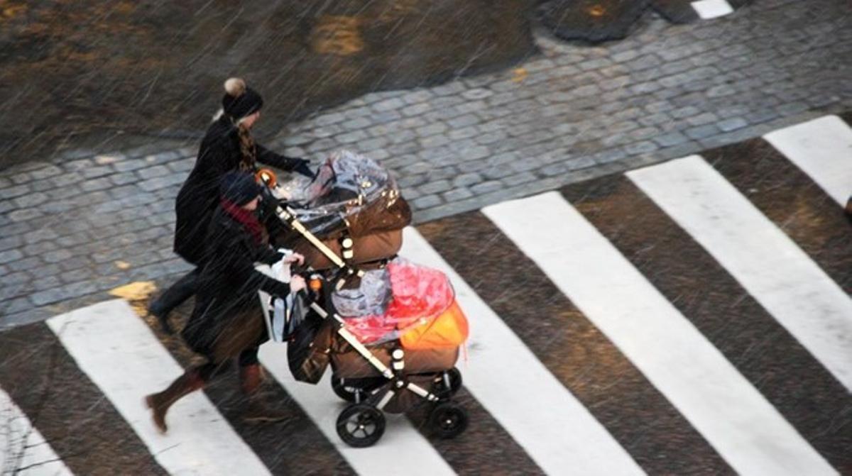 Europa dibuja un mapa muy desigual de ayudas a la maternidad