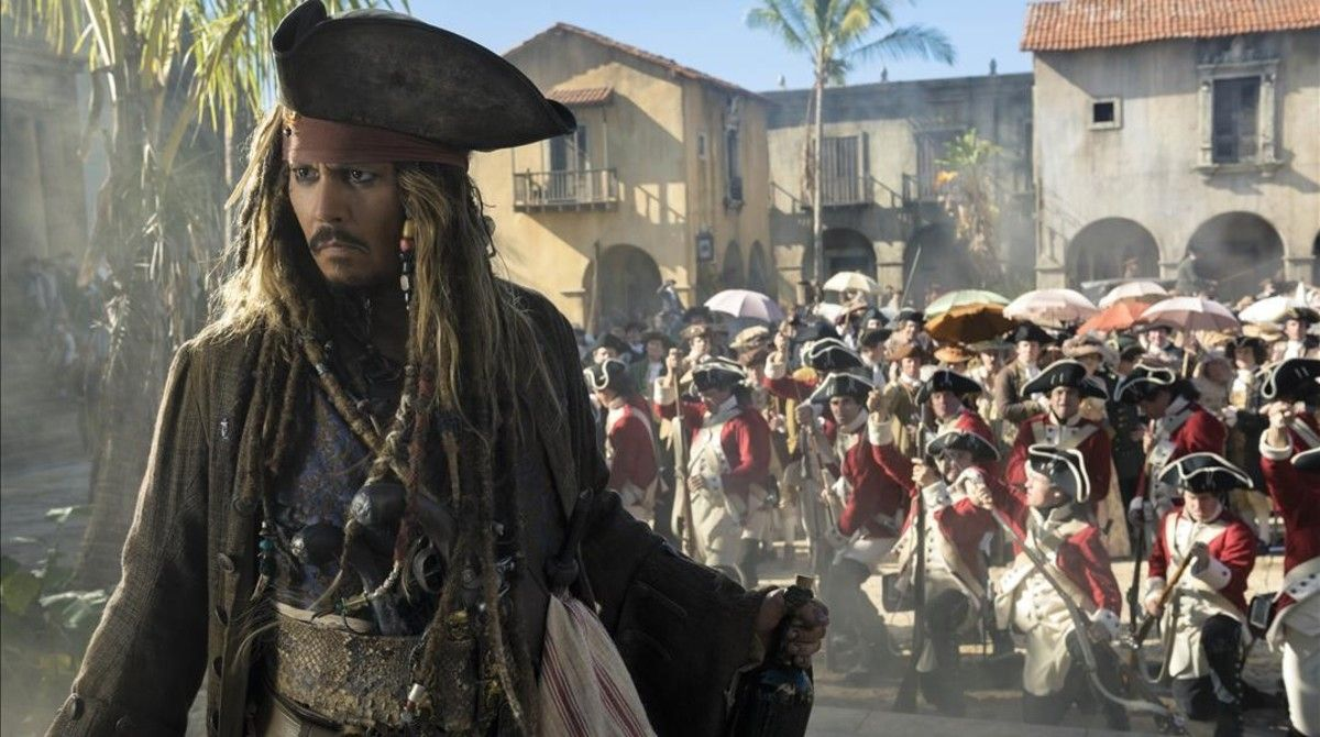 'Piratas del Caribe 5': Jack Sparrow navega de nou