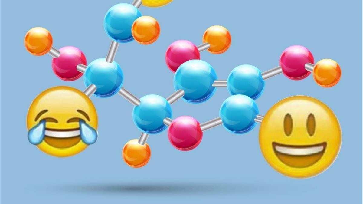 La molècula de la felicitat