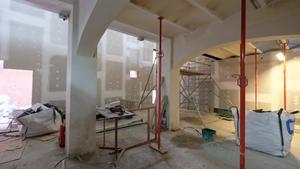 El Govern suspèn les obres en edificis habitats per evitar els contagis