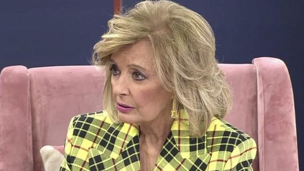 """María Teresa Campos, de nuevo incómoda en Telecinco por su entrevista en 'Viva la vida: """"Me cabreo"""""""