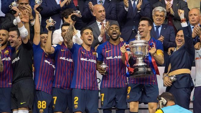 Barça e Industrias Santa Coloma se evitan hasta una hipotética final de la Copa