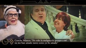 La crítica de Monegal: Homenaje sin arte y mucho cotilleo a Concha Velasco