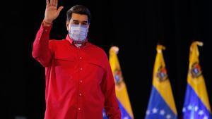 El presidente de Venezuela, Nicolás Maduro, en una reciente imagen.