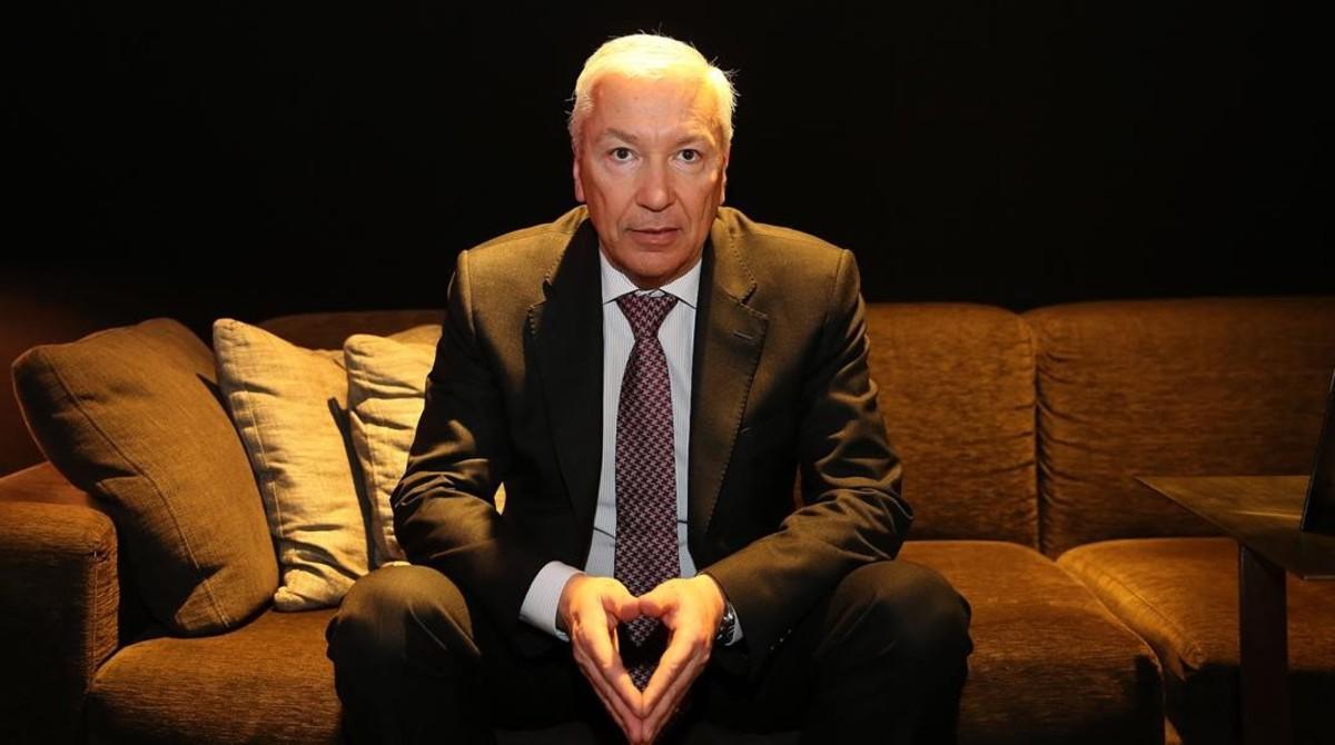 Antoni Abad, presidente de la patronal Cecot.