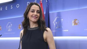 Inés Arrimadas, la 'lideressa' sense disputa
